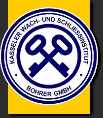 Firmenlogo - Kasseler Wach- und Schliessinstitut Bohrer GmbH Kassel