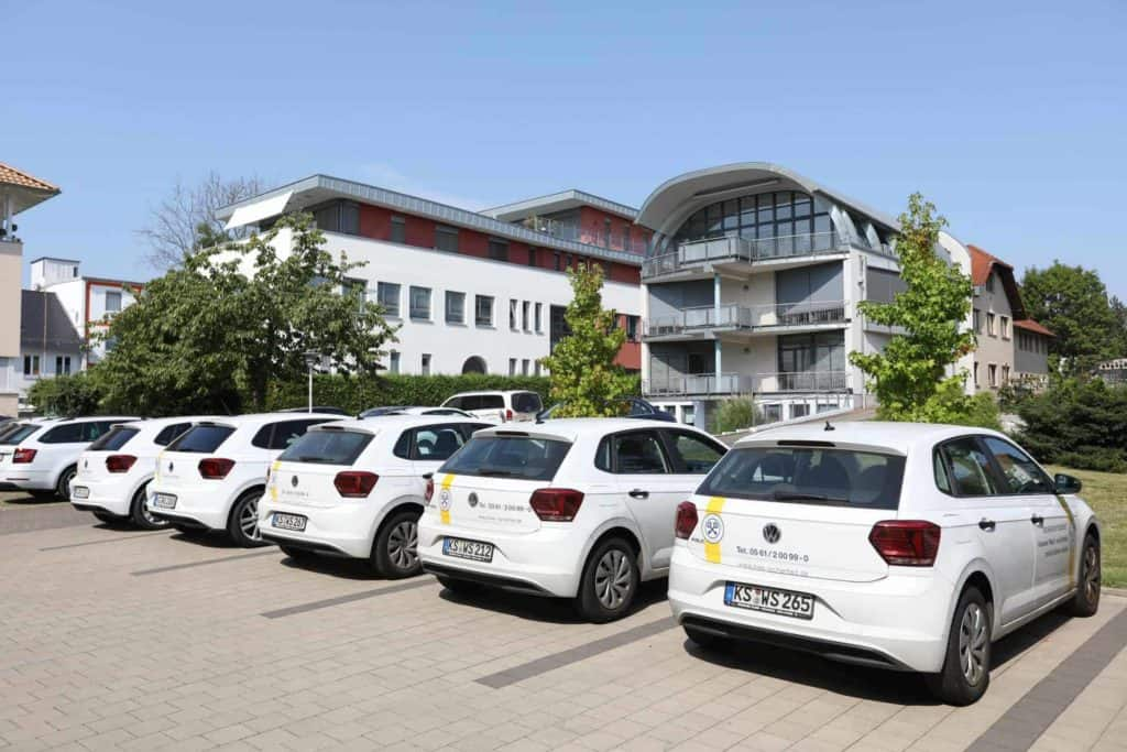 Fuhrpark - Kasseler Wach- und Schliessinstitut Bohrer GmbH Kassel