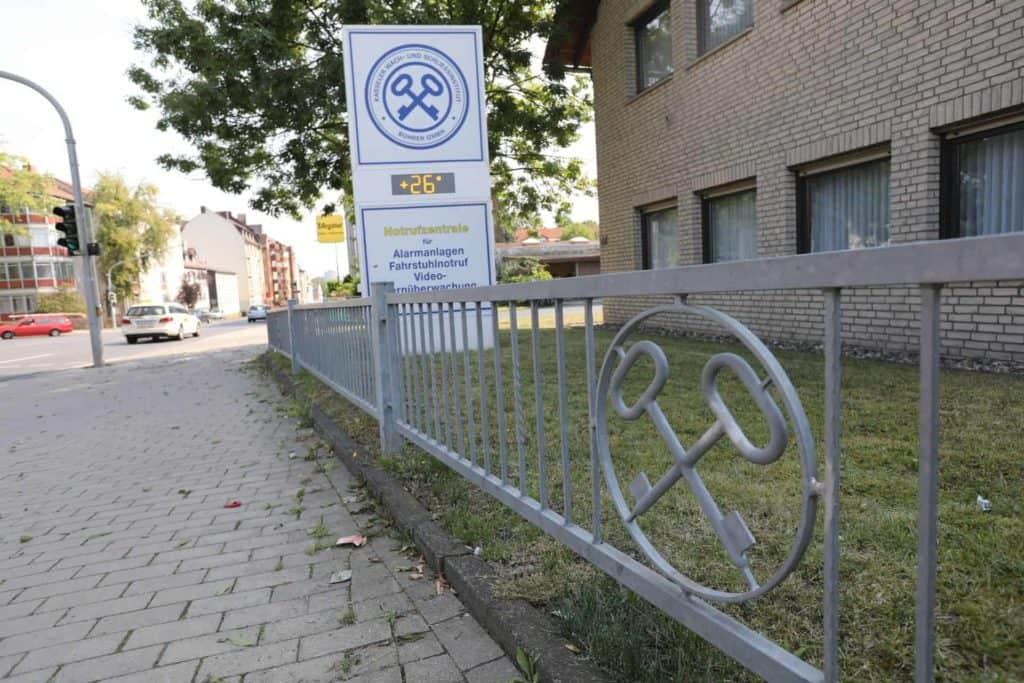Standort - Kasseler Wach- und Schliessinstitut Bohrer GmbH Kassel