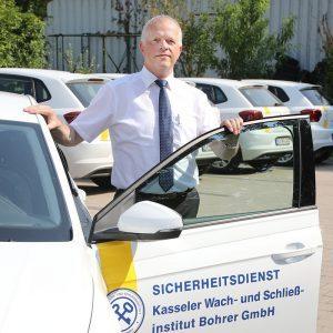 Einsatzleiter Olaf Wittwer - Kasseler Wach- und Schliessinstitut Bohrer GmbH Kassel
